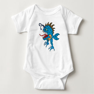 Baby Alebrije Baby Bodysuit