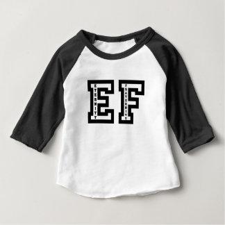 Baby American Apparel 3/4 Sleeve Raglan T-shirt