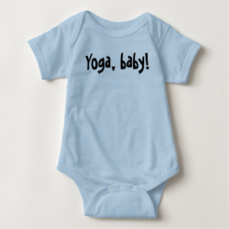 Baby and Kids: Yoga, baby! - Boys Creeper
