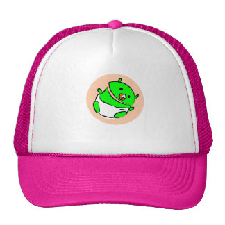Baby Android Cap