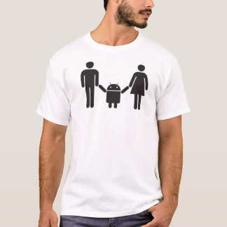 Baby android T-Shirt