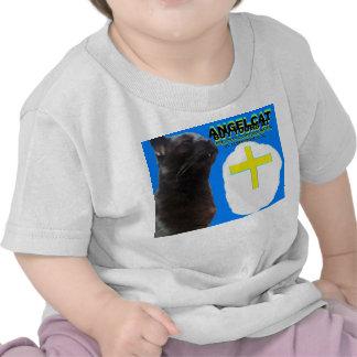 Baby Angel cat T-shirts