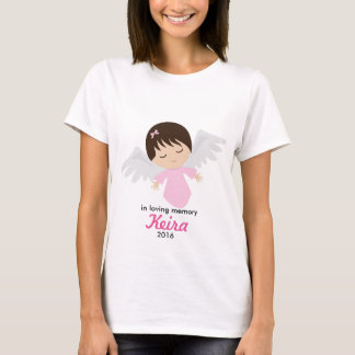 Baby Angel Memorial Shirt - Loss of Baby Girl