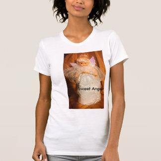Baby Angel  Womens T-Shirt