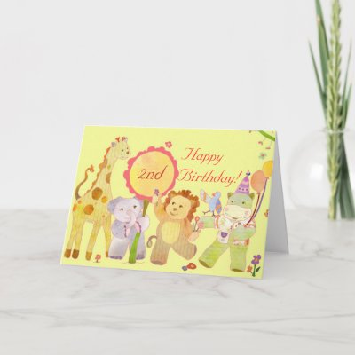 baby animals design for young children s birthday feel