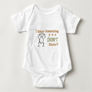 Baby Announcement Baby Bodysuit