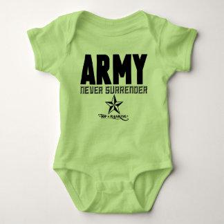 Baby Army Bodysuit