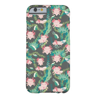 Baby Axolotl Barely There iPhone 6 Case