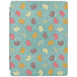 baby background iPad cover