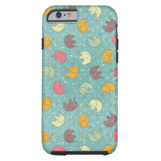 baby background tough iPhone 6 case