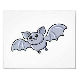 Baby Bat Photo Art