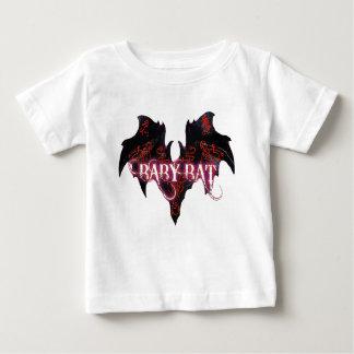 Baby Bat, White Rabbit Toddler Short Sleeve Shirt