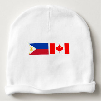 Baby beanie for Filipino Canadians