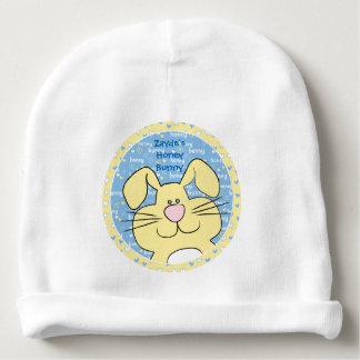 "Baby Beanie Hat ""Honey Bunny"""