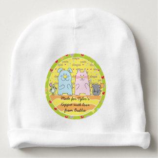 "Baby Beanie Hat ""Sheyna Punim/Keppie Keeper"""