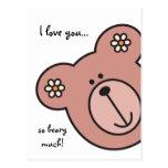 Baby Bear 04 Postcard