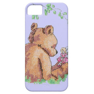 Baby Bear and Fairy in Forest ! iPhone 5 Covers