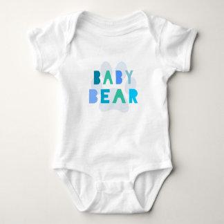 Baby bear - blue t shirts