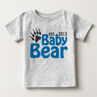 Baby Bear Boy 2013 Baby T-Shirt