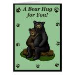 Baby Bear Cards