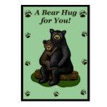 Baby Bear Cards Postcards