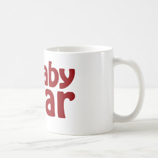 Baby Bear Claw Basic White Mug