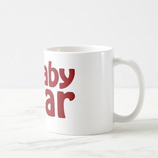 Baby Bear Claw Coffee Mug