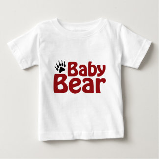 Baby Bear Claw Tshirts