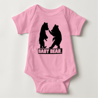 Baby Bear Designer Modern Cute Clothing Baby Bodysuit
