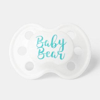 Baby Bear Dummy