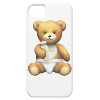 Baby Bear - lemon Case For The iPhone 5