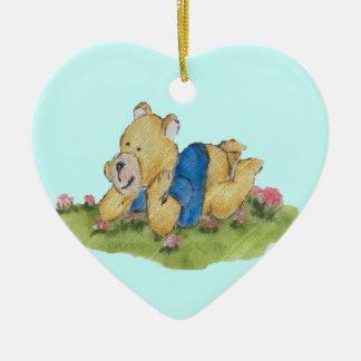 baby bear Ornament