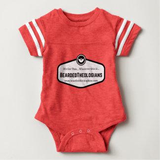 Baby Bearded Theologian Baby Bodysuit