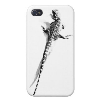 Baby Beardie Iphone 4 case