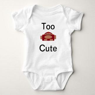 Baby Beast Mode Baby Bodysuit