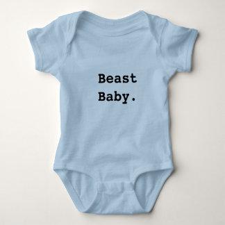 Baby Beast Mode! Baby Bodysuit