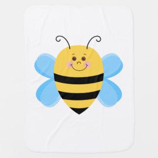 Baby Bee Baby Blanket