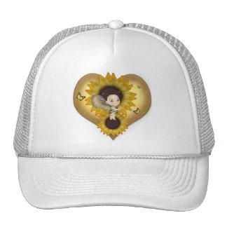 Baby Bee Trucker Hat