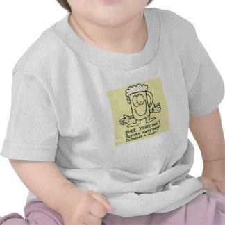 Baby Beer T Shirt