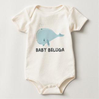 baby Beluga Baby Bodysuit