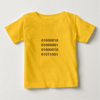 BABY Binary Baby T-Shirt