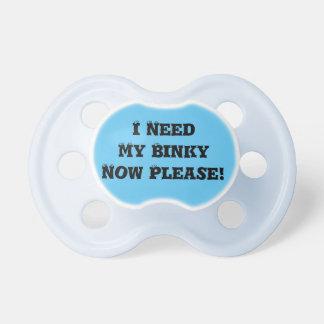 Baby binky pacifier cute trendy