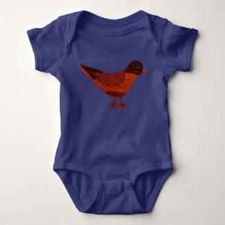 Baby Bird Robin Infant Shirt Bodysuit