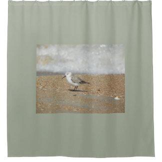 BABY BIRD Shower Curtain