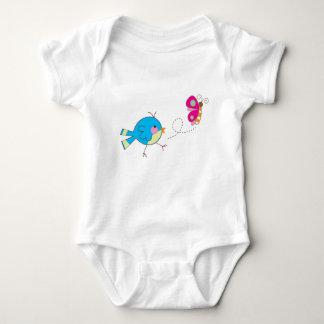 Baby Birdie Infant Creeper