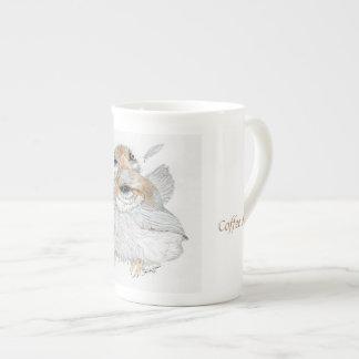 Baby birds  Coffee Now Mug
