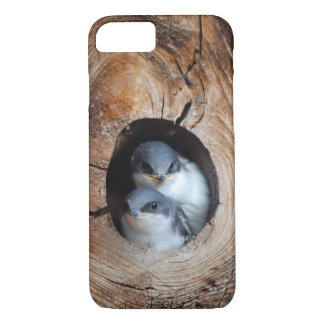 Baby Birds iPhone 8/7 Case