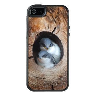 Baby Birds OtterBox iPhone 5/5s/SE Case