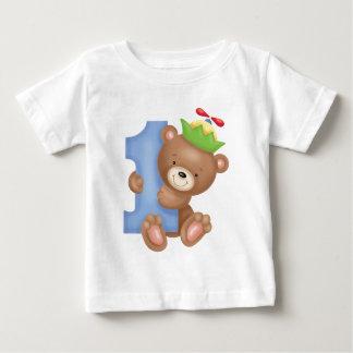 Baby birthday 1 year - teddy baby T-Shirt