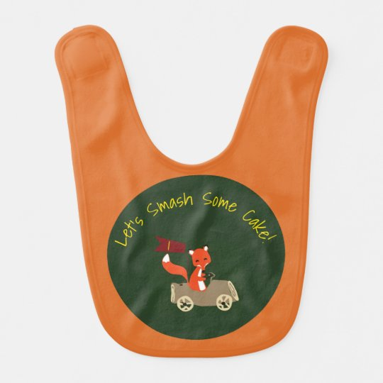 Baby Birthday Bib